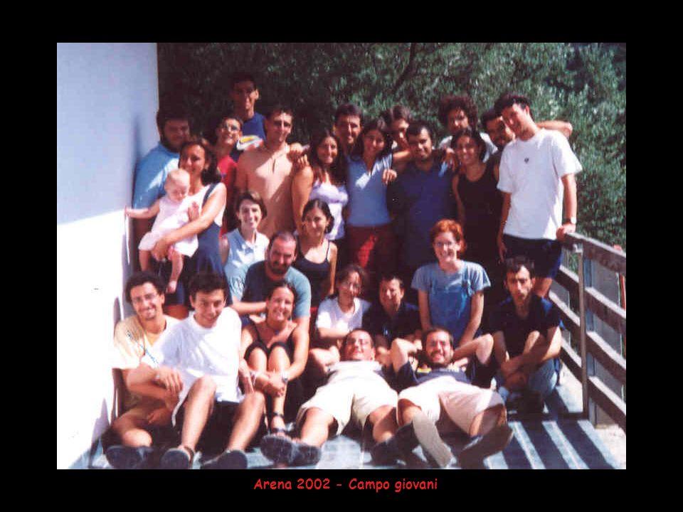 Arena 2002 - Campo giovani