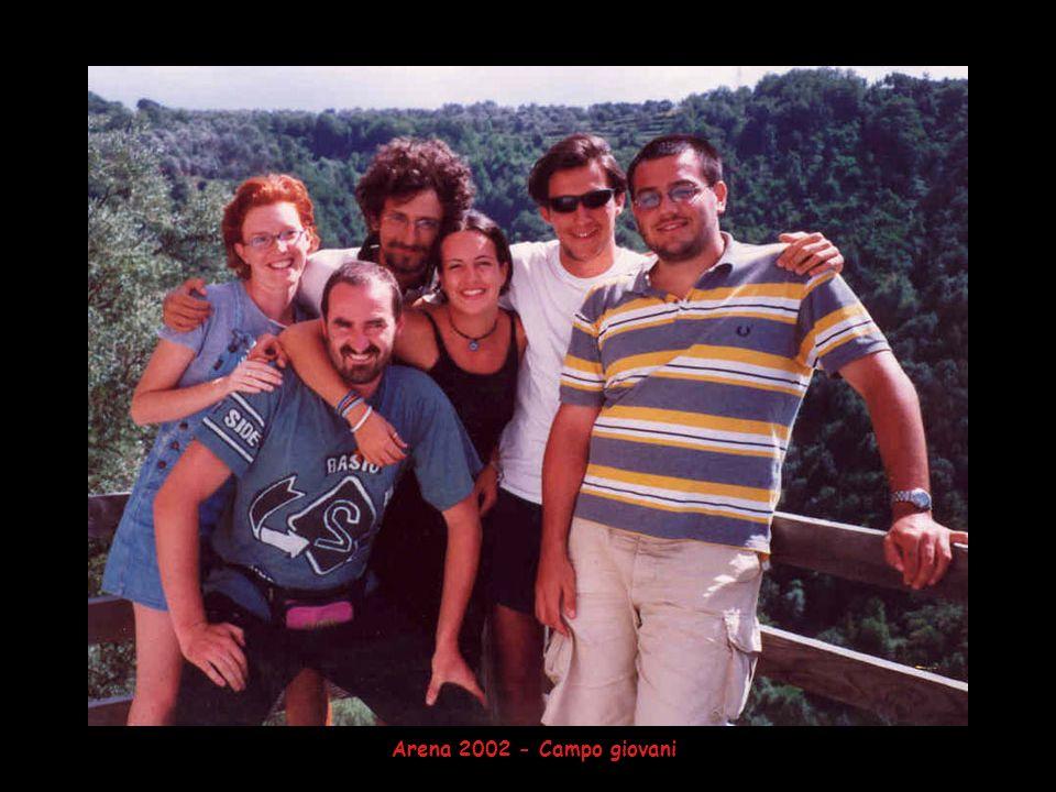 Tropea 2002 - Campo giovani