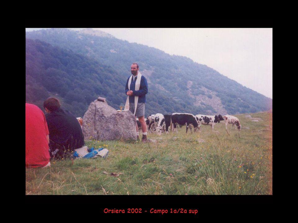 Orsiera 2002 - Campo 1a/2a sup