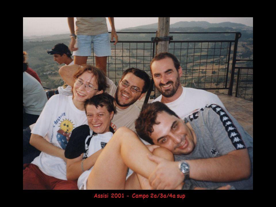 Provonda 2003 - Campo 2a/3a media