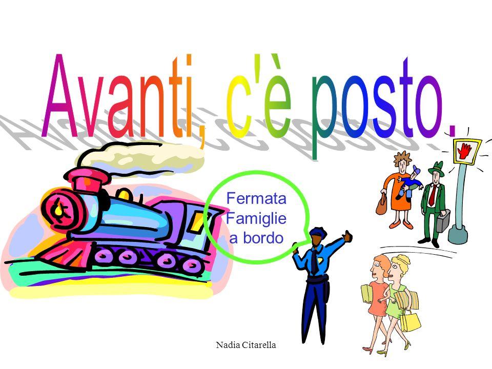 Nadia Citarella III FERMATA Tipo: Laboratorio informatico Mezzi e strumenti: PC, scanner, modem, cd-rom, macchina fotografica digitale ect..