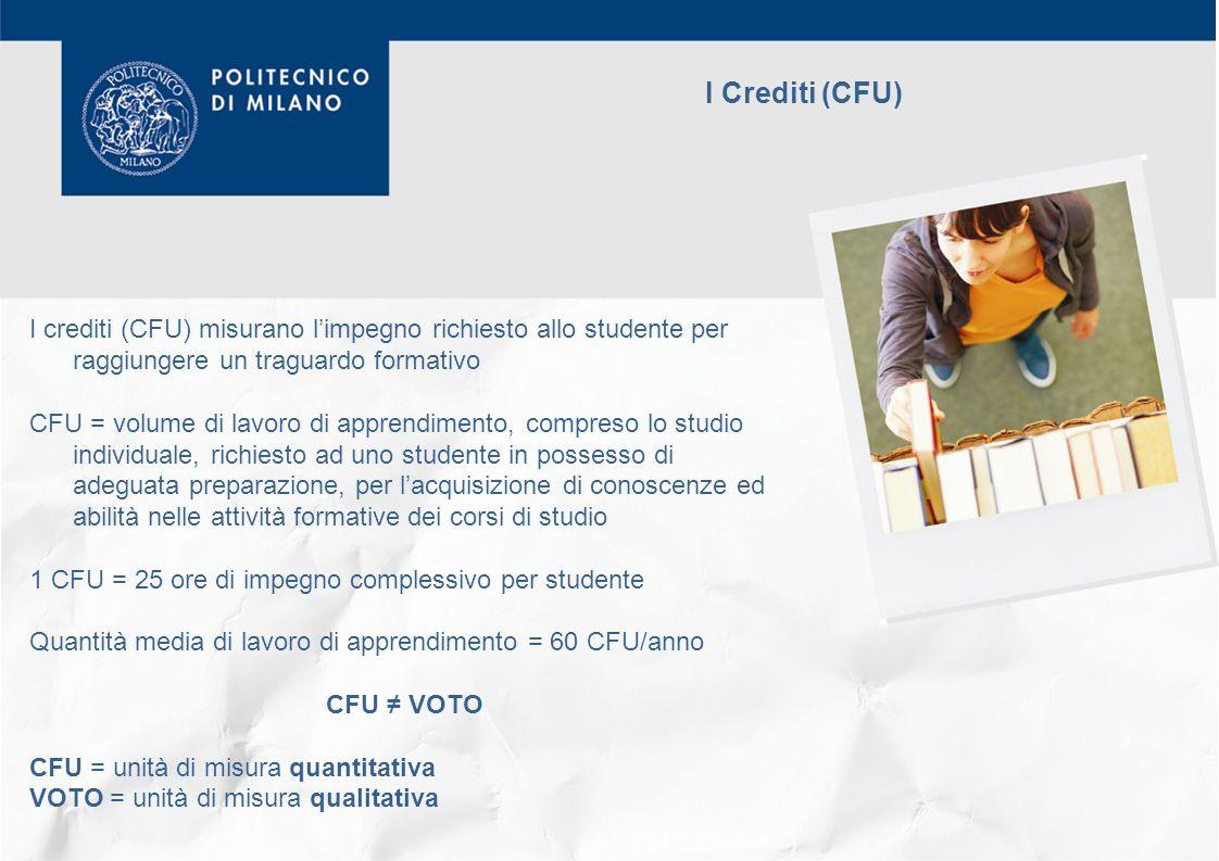 La riforma degli studi universitari (D.M. 509/1999 + D.M. 270/2004) ha modificato il sistema formativo italiano: Laurea = 3 anni (180 CFU) Laurea unic