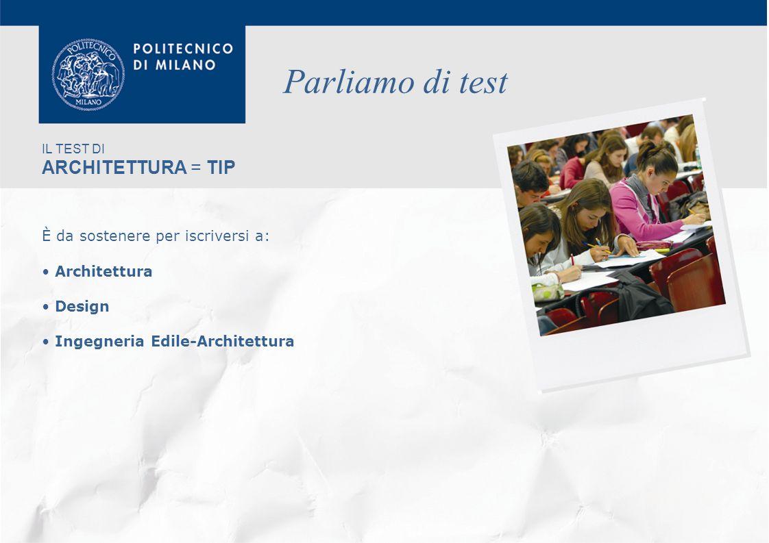 SCUOLA DI INGEGNERIA EDILE-ARCHITETTURA www.ingeda.polimi.it Corsi di laurea in Ingegneria Ingegneria dellEdilizia | sede Milano Leonardo Ingegneria E