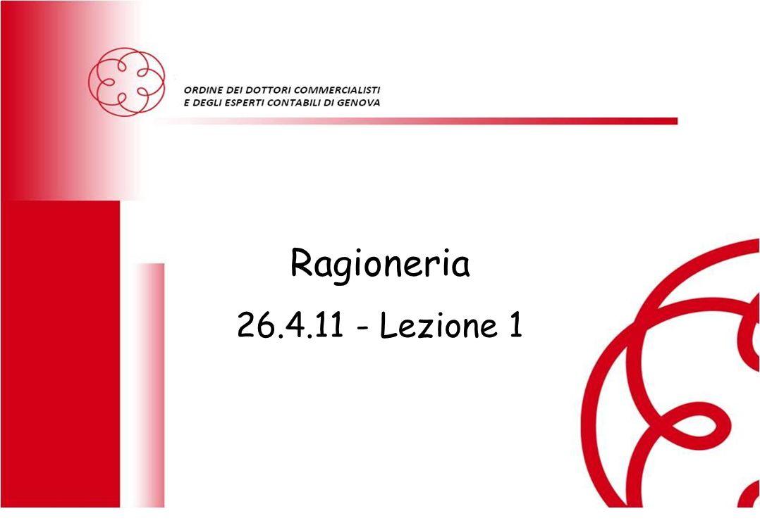 Genova, 25 novembre 2010 ASSEMBLEA GENERALE DEGLI ISCRITTI Sala del Maggior Consiglio del Palazzo Ducale 1 ORDINE DEI DOTTORI COMMERCIALISTI E DEGLI E