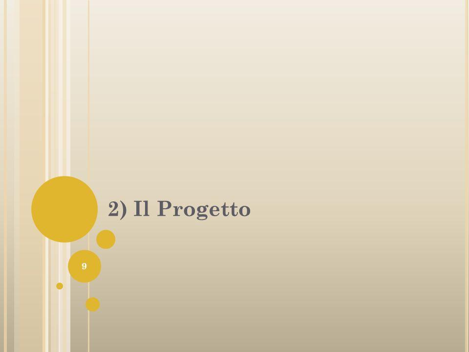 2)Il Progetto : Quadro di riferimento territoriale Vol.