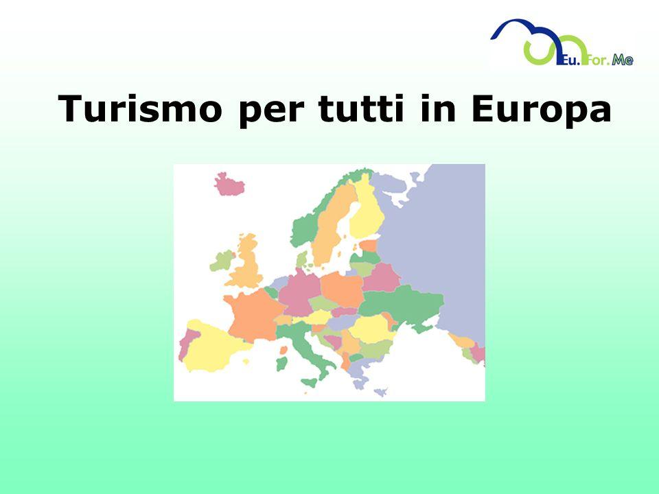 Turismo per tutti in Europa