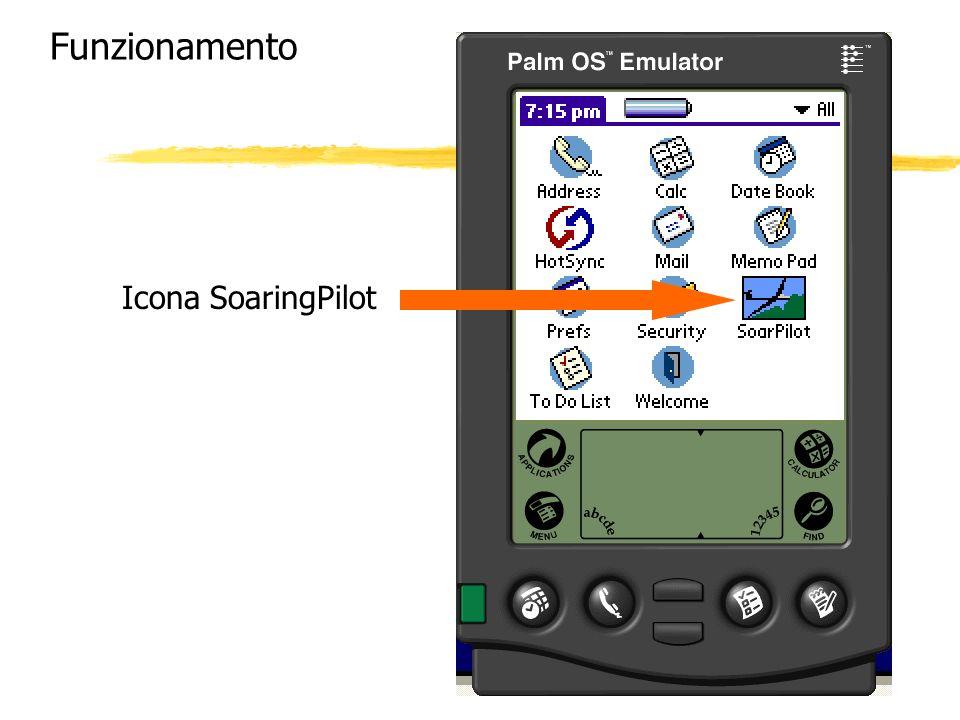 Funzionamento Icona SoaringPilot