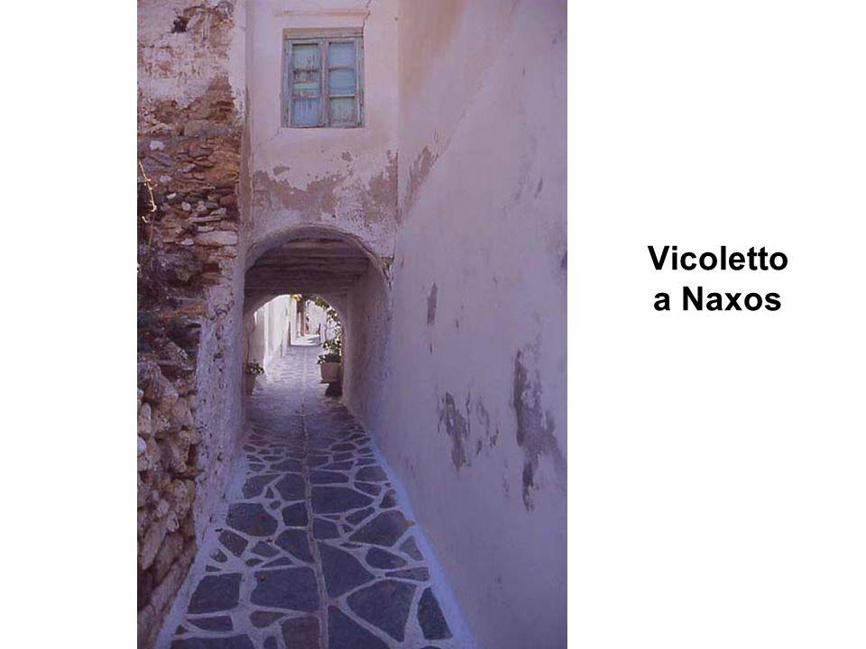 Vicoletto a Naxos