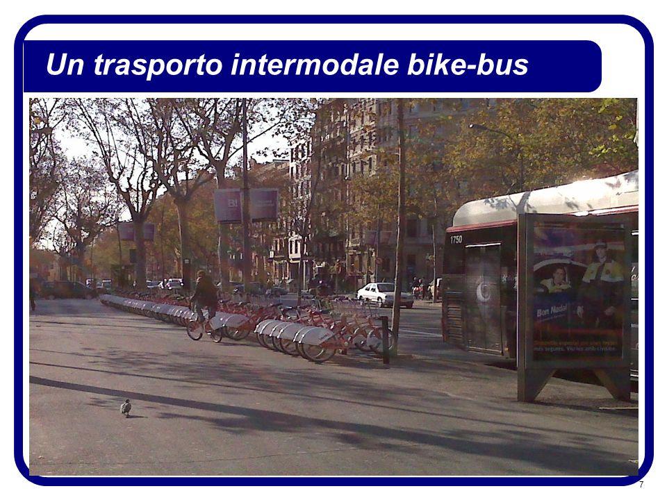 7 Un trasporto intermodale bike-bus