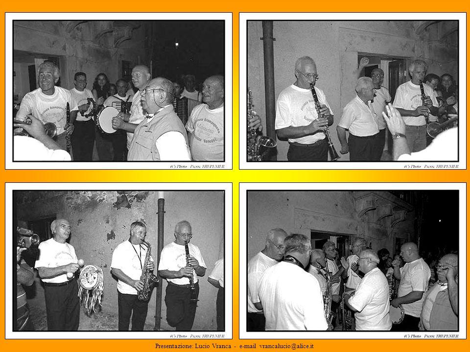 17 Presentazione: Lucio Vranca - e-mail vrancalucio@alice.it