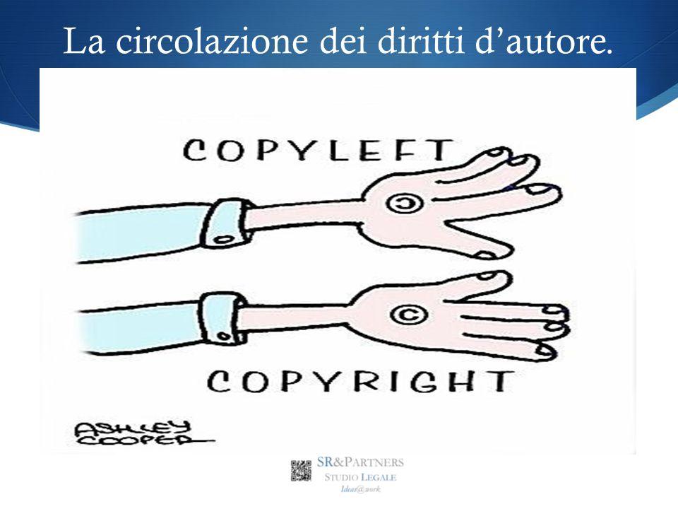 La circolazione dei diritti dautore.