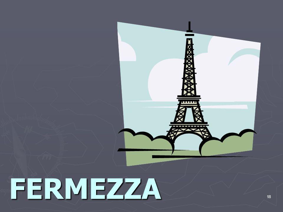 18 FERMEZZA