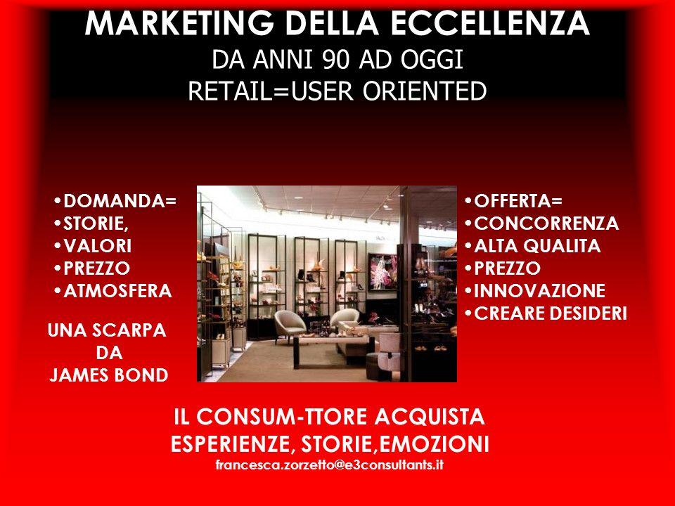 Lush italia francesca.zorzetto@e3consultants.it Lattenzione dellaziende verso il marketing etico