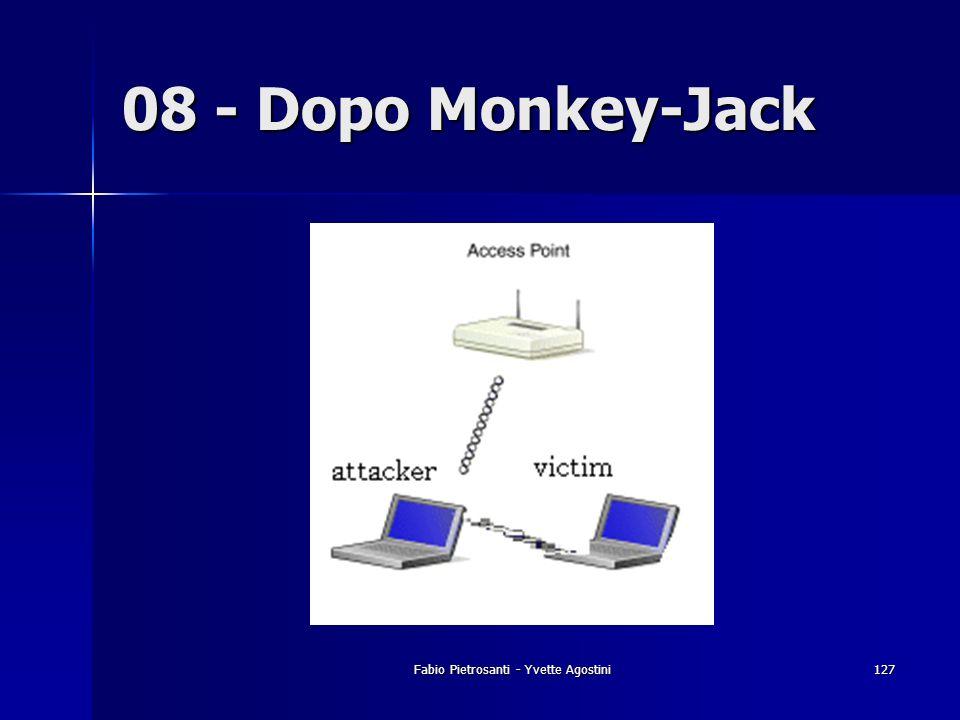 Fabio Pietrosanti - Yvette Agostini127 08 - Dopo Monkey-Jack