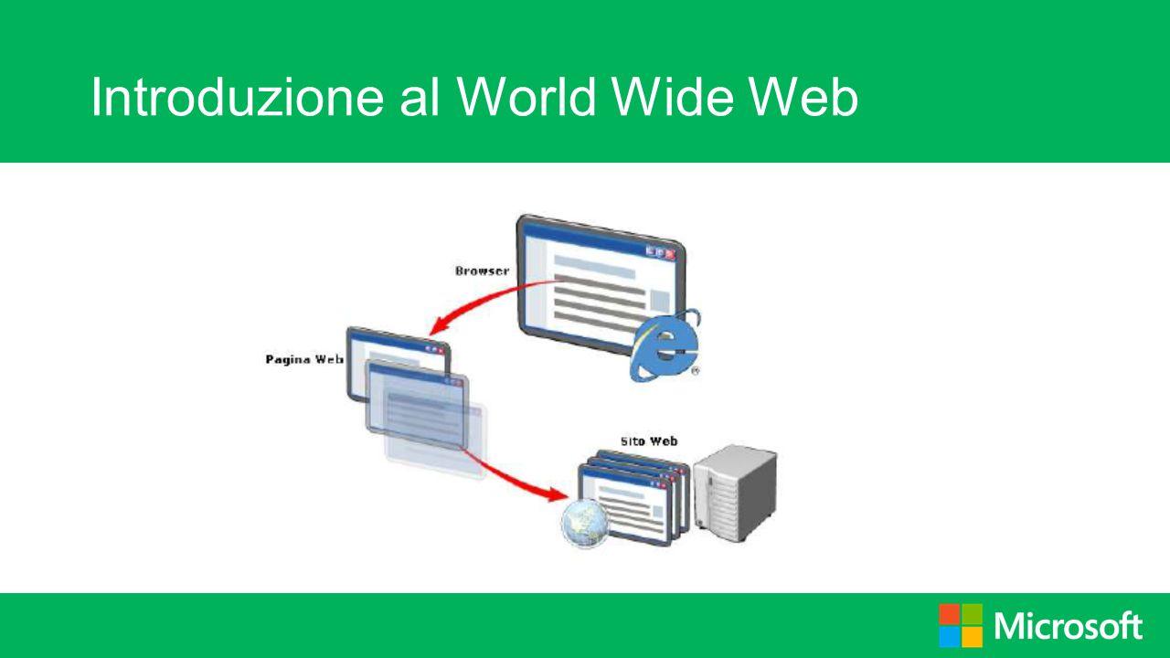 Introduzione al World Wide Web