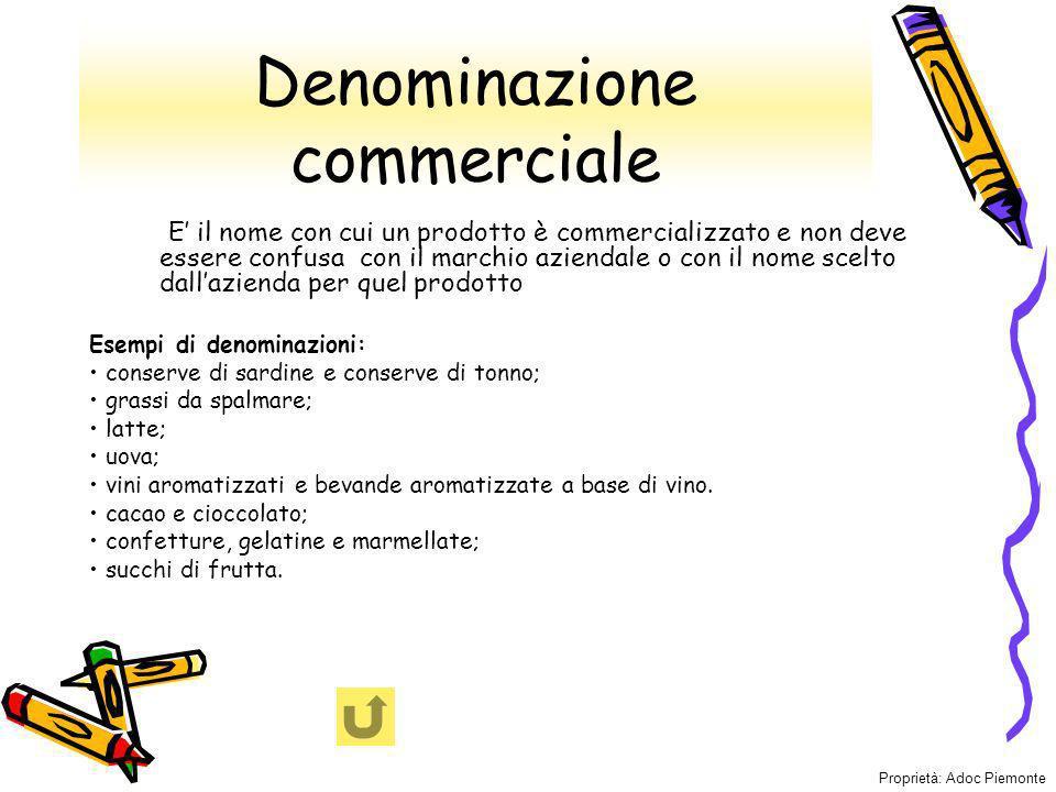 La prima direttiva quadro di armonizzazione risale al 1978 (Direttiva 79/112/CEE), che è stata recepita in Italia dal Decreto Legislativo 1992 ed ha s