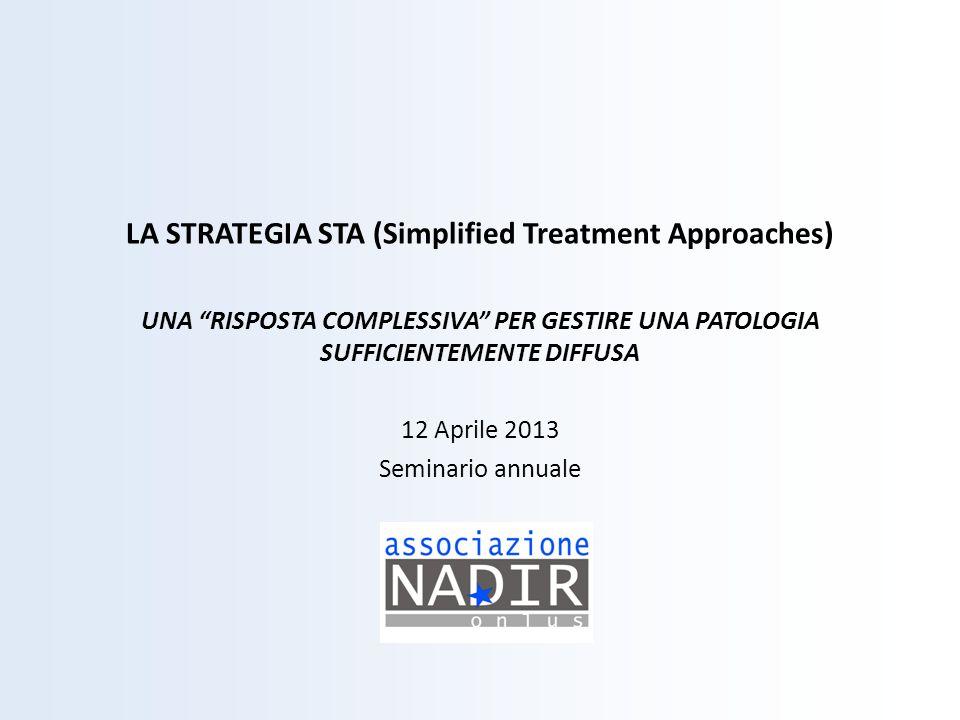 Contenuto: Determinanti alternativi allEBM (Evidence Based Medicine) classica: perché interessarsene.