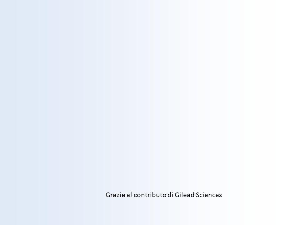 Grazie al contributo di Gilead Sciences