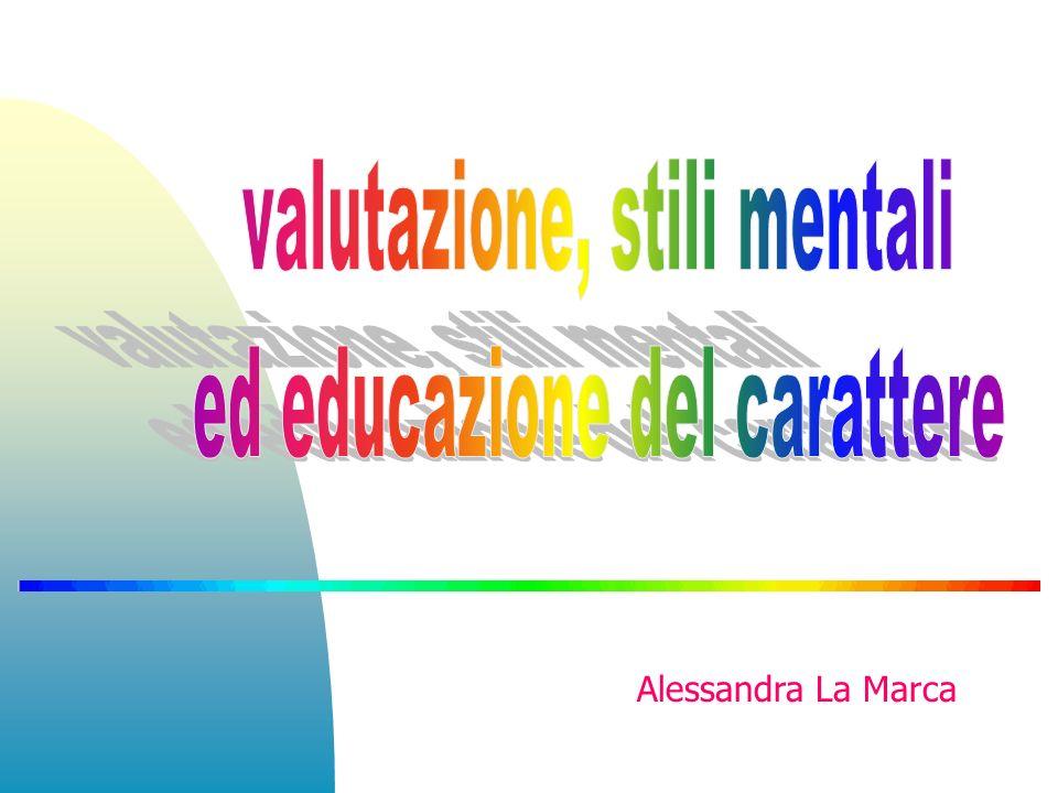 Quando si valuta La valutazione deve essere n un momento di incontro costruttivo con l allievo n un momento in cui porre le basi per lo sviluppo armonico della sua persona.