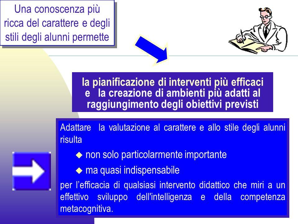 amorfo nEnAP (nonEmotivo - non Attivo -Primario) n L alunno amorfo per la sua insensibilità ed inattività non rivela facilmente entusiasmo ed interesse per lo studio.