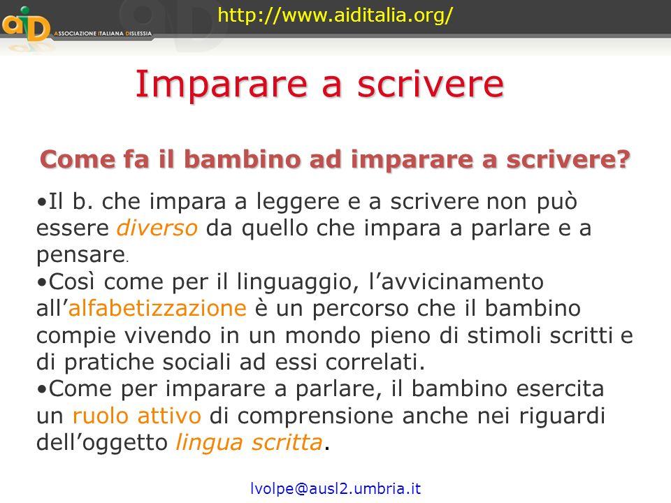 http://www.aiditalia.org/ Conoscenza originale: - non dovuta alla sola imitazione, - proviene dallinterazione tra bambino e ambiente (fisico e sociale