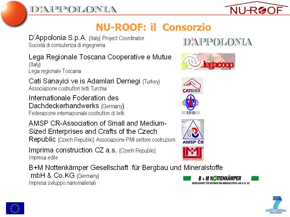 NU-ROOF: il Consorzio