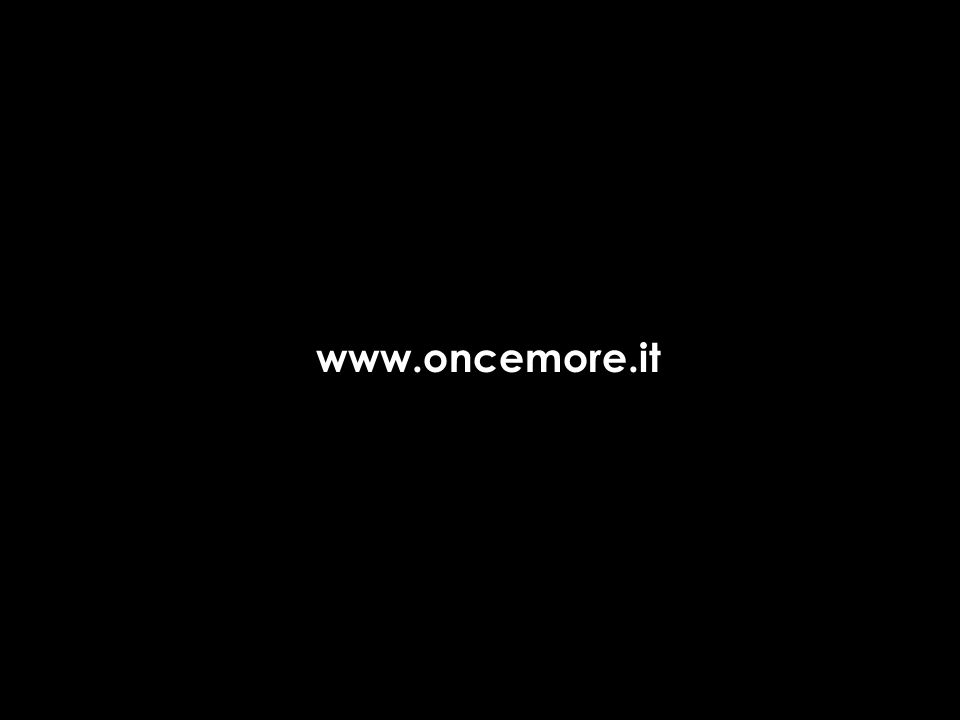 www.oncemore.it