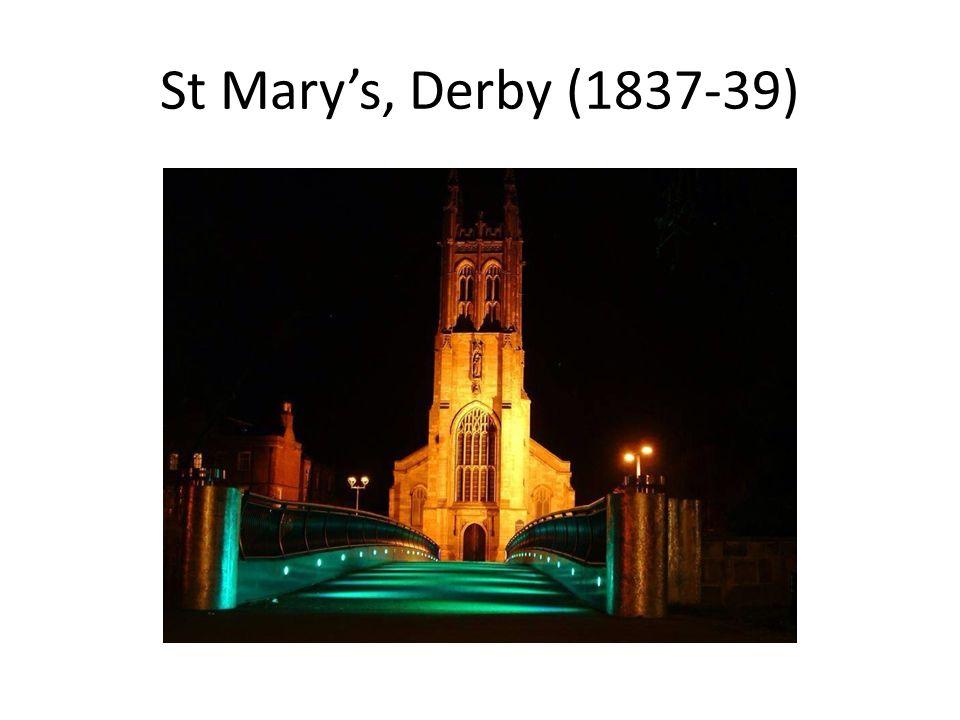 St Marys, Derby (1837-39)