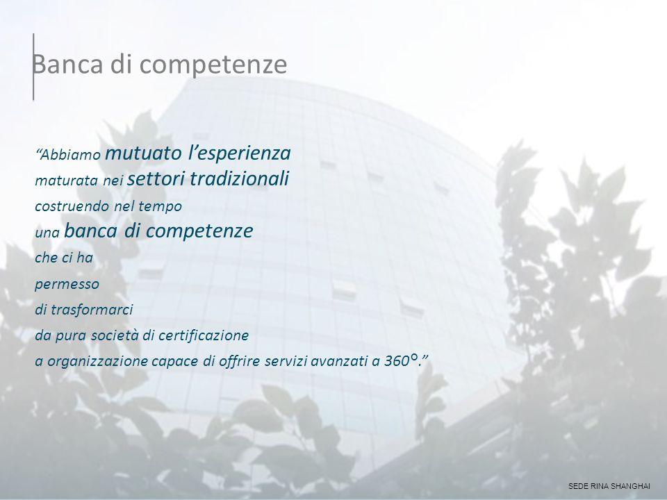 Aree di attività Operiamo per: migliorare la gestione aziendale in termini di efficacia, sicurezza, ambiente, etica.