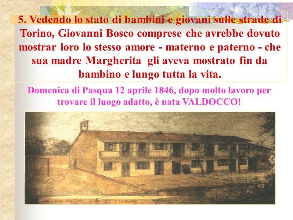 Parole a Don Bosco Sacerdote Torino, 5 giugno 1841. Nella cappella dell'Arcivescovo, attraverso la imposizione delle mani di Monsignor Luigi Fransoni,