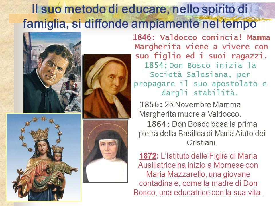 7. Modello per tutti MARGHERITA OCCHIENA (1788- 1856) - 68 anni pieni di vita Accogliendo cordialmente Papa Benedetto XVI in Val d' Aosta la scorsa es