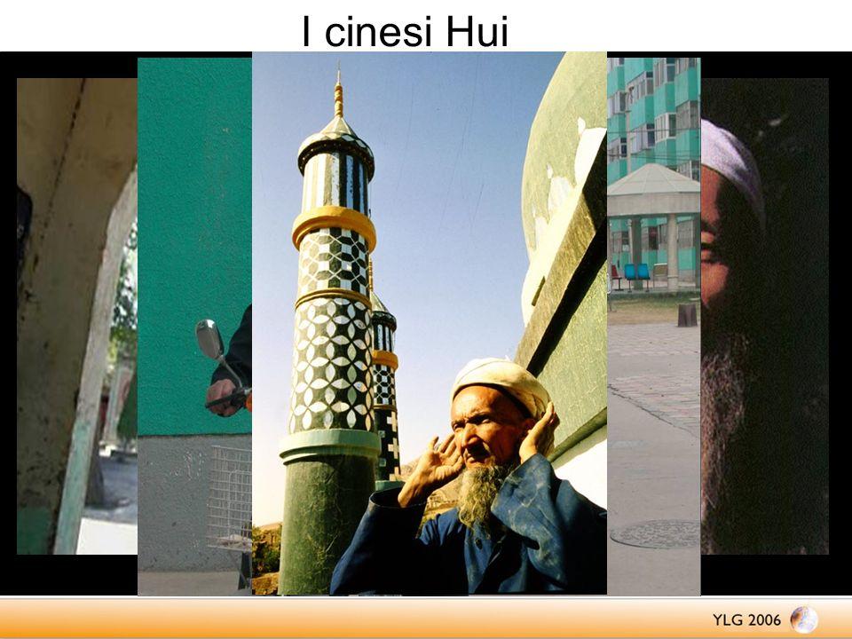 I cinesi Hui