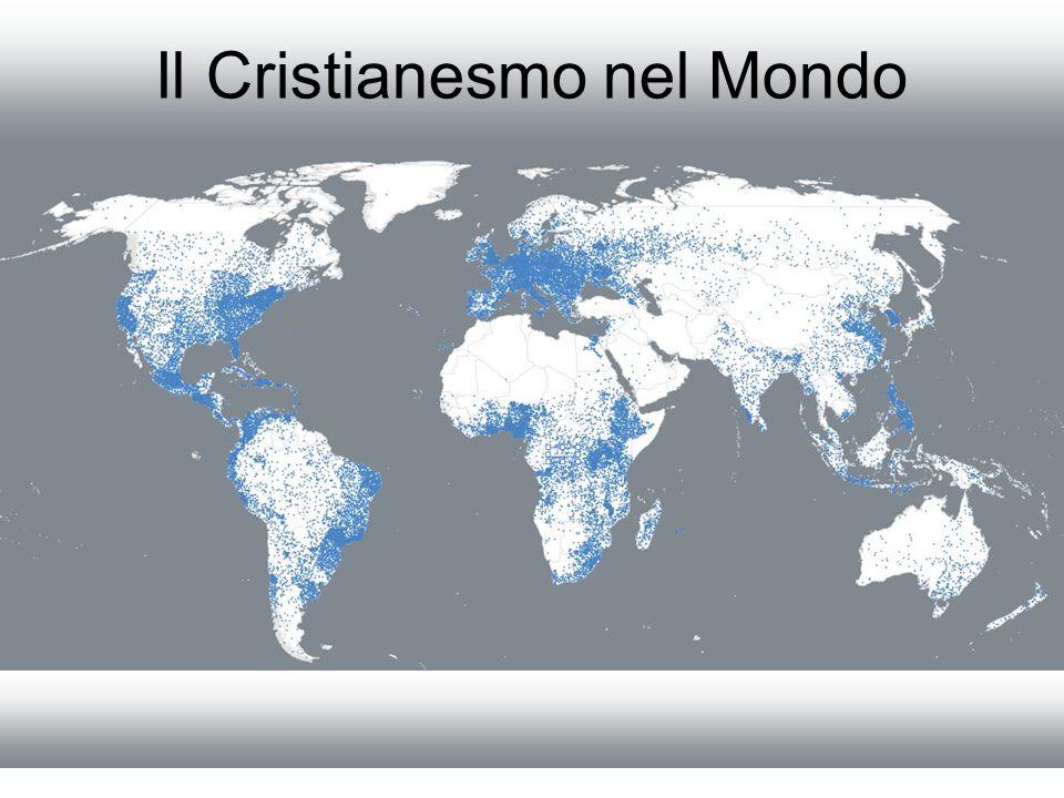 Il Cristianesmo nel Mondo