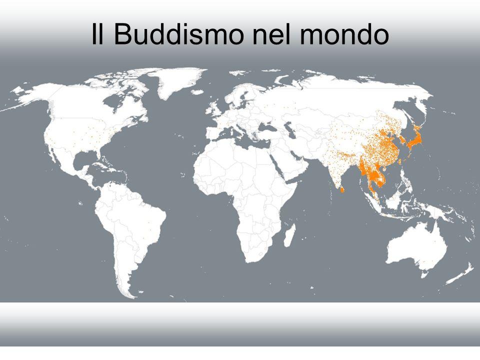 Il Buddismo nel mondo