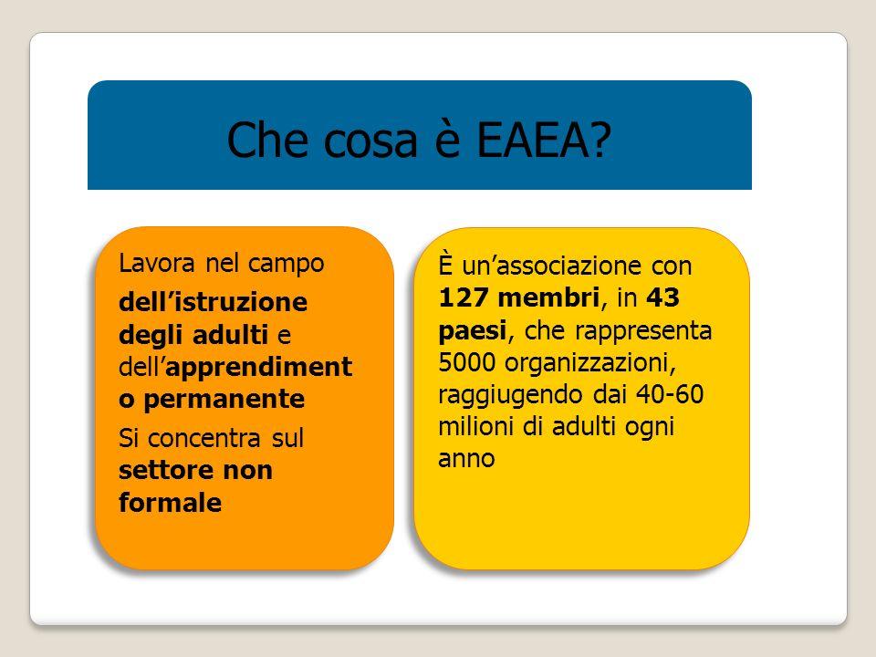 Che cosa è EAEA.