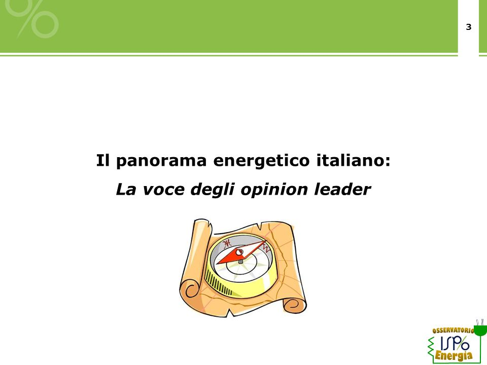 44 Il questionario (opinion leader) 11.