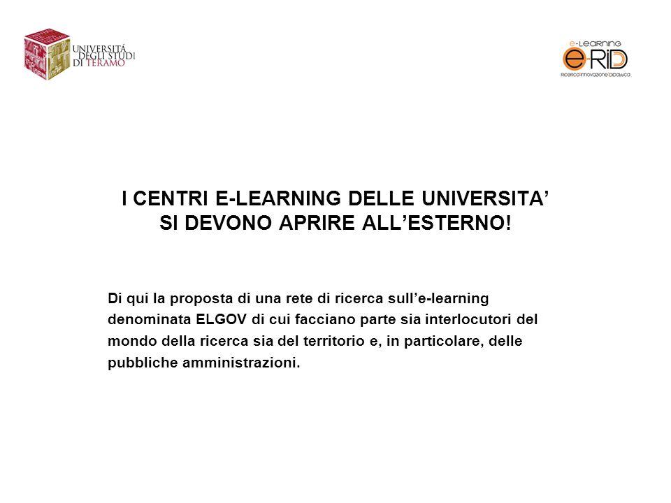 CONTATTI Mauro Sandrini Msandrini@fondazioneuniversitaria.it 333-9313873
