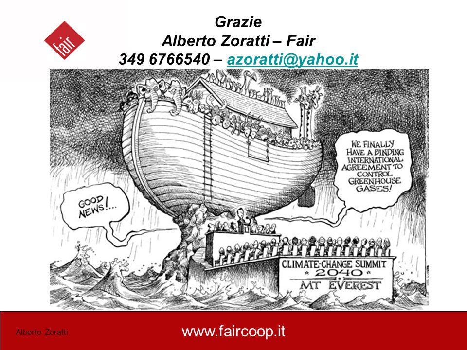 www.faircoop.it Alberto Zoratti Grazie Alberto Zoratti – Fair 349 6766540 – azoratti@yahoo.itazoratti@yahoo.it