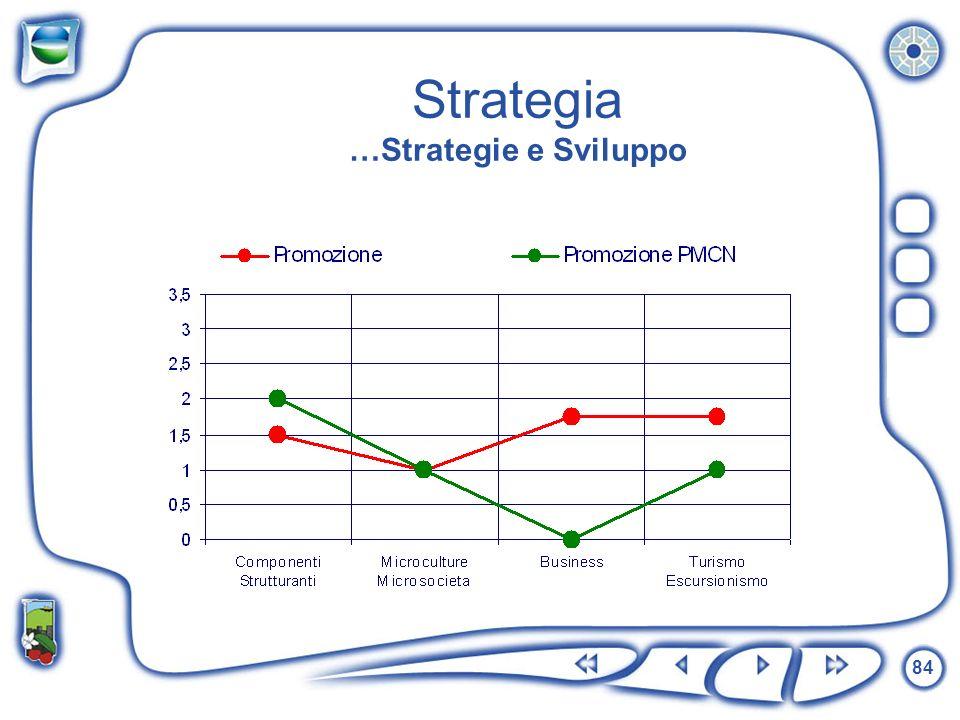84 Strategia …Strategie e Sviluppo