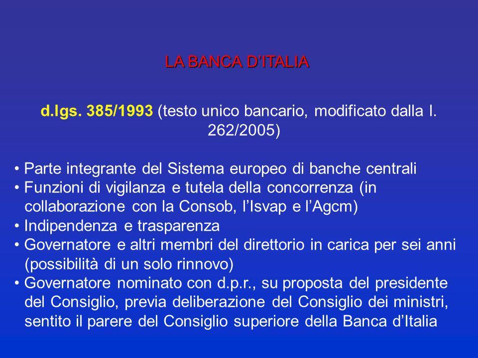 LAUTORITÀ ANTITRUST LAUTORITÀ ANTITRUST Legge 287/1990 Collegio: presidente e 4 componenti Competenze: tutela della concorrenza e del mercato Intese r