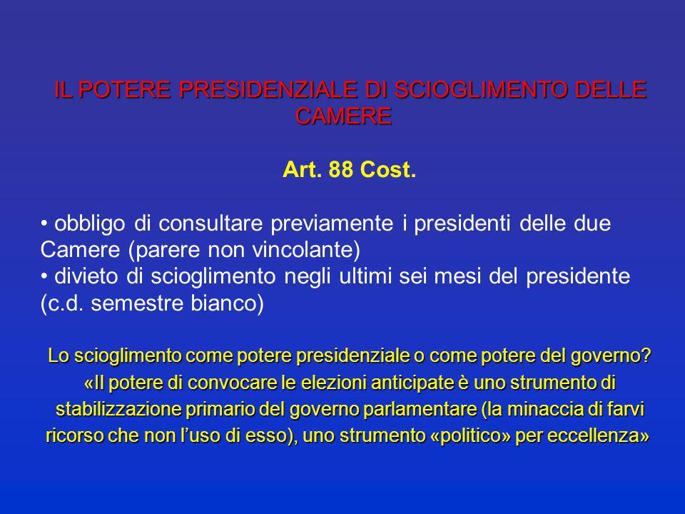 LACCUSA CONTRO IL PRESIDENTE DELLA REPUBBLICA LACCUSA CONTRO IL PRESIDENTE DELLA REPUBBLICA Reati presidenziali (art. 90 Cost.): alto tradimento e att