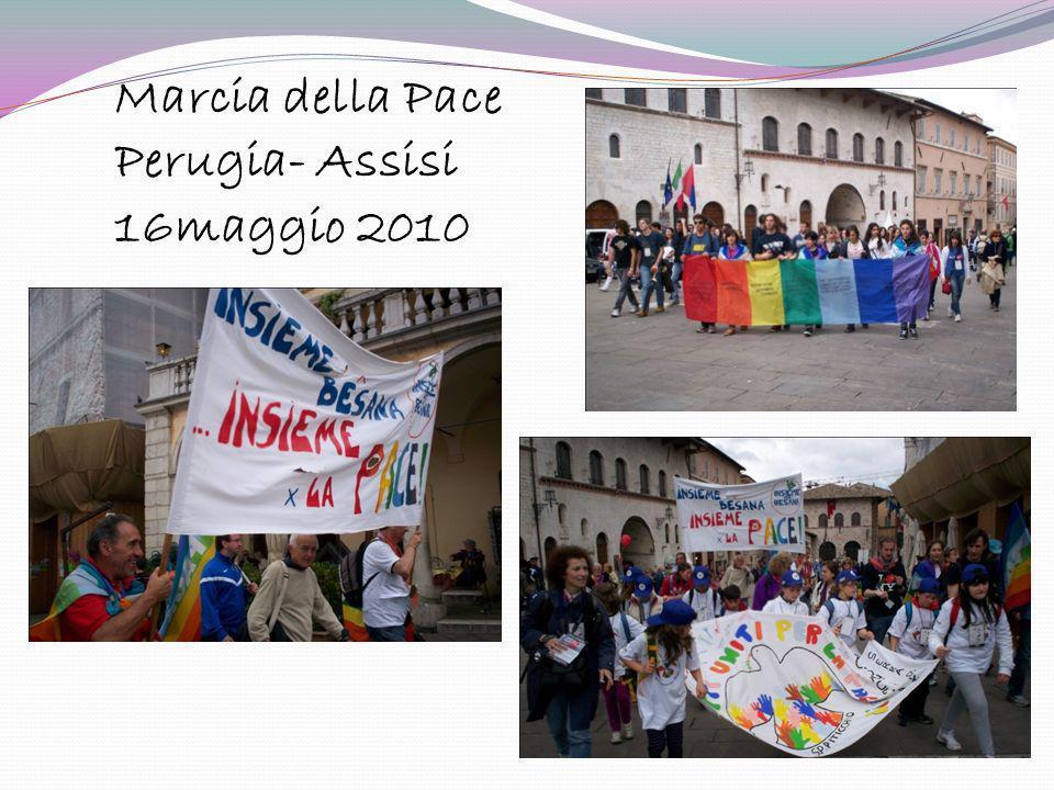 Marcia della Pace Perugia- Assisi 16maggio 2010