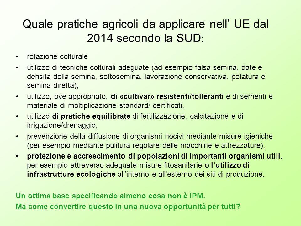 Biocontrol IPM la chiave per creare un nuovo paradigma nel settore agricolo.