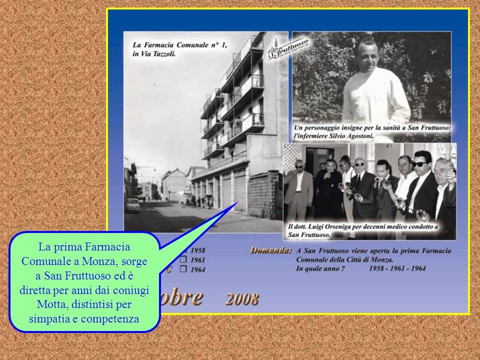 Lavventura scolastica a San Fruttuoso inizia nella seconda metà dell800. Dopo lunità dItalia del 1861, la Legge Casati del 1859 è estesa a tutta la na