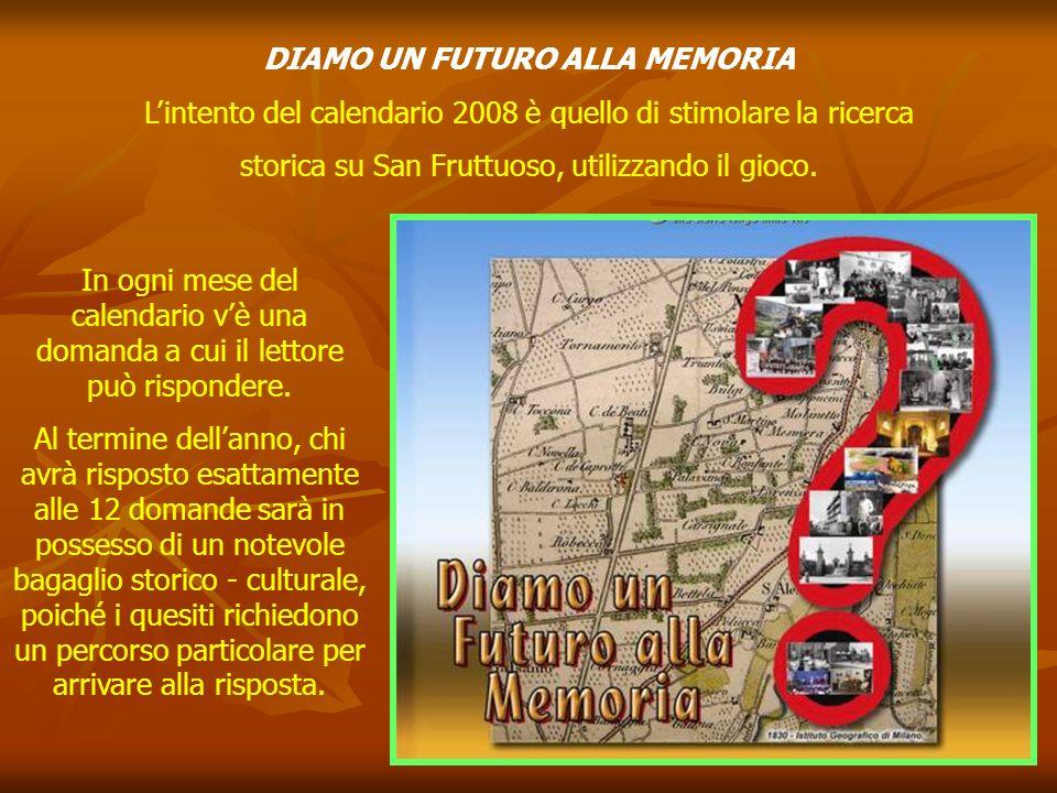 FRONTESPIZIOFRONTESPIZIO I nostri recapiti Mappa di San Fruttuoso 1830