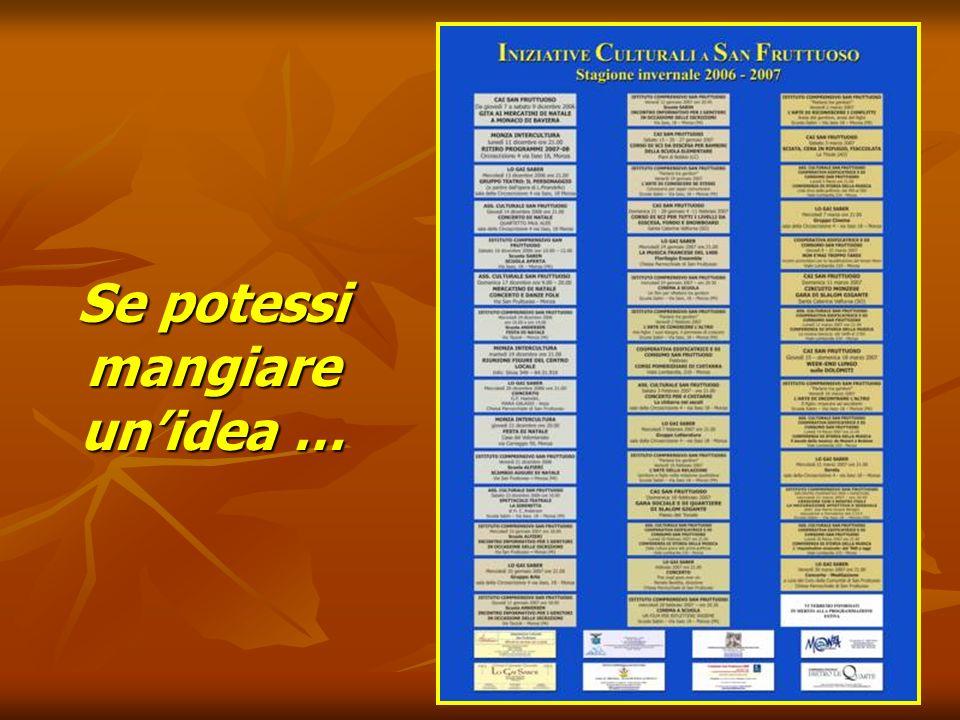 Giovedì 20 ottobre 2006 PRESENTAZIONE del CALENDARIO 2007 Cooperativa Edificatrice Cattolica Via Tito Speri 12