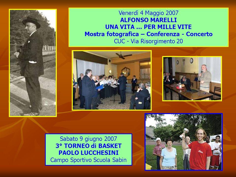 Sabato 28 Aprile 2007 RAPPRESENTAZIONE TEATRALE BALLARE DI LAVORO Compagnia Cruciani Scuola Media Sabin dal 26 Febbraio al 26 Marzo 2007 LA MUSICA NEL