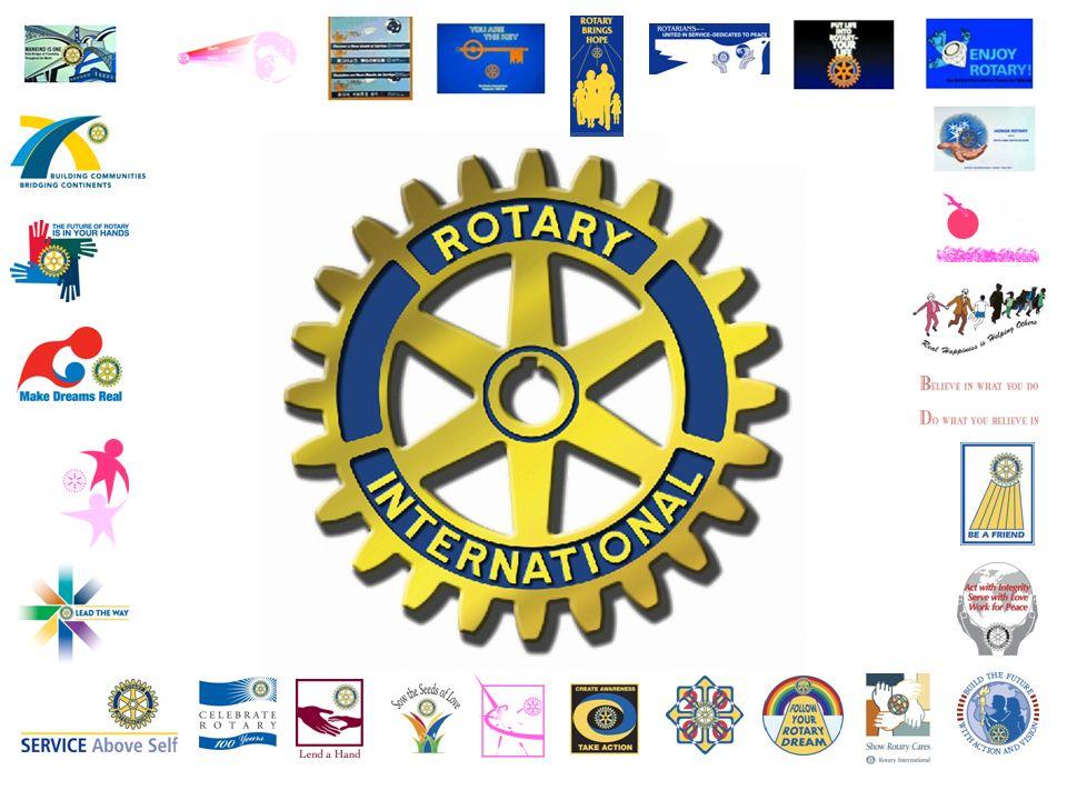 ROTARY INTERNATIONAL Distretto 2090 Club di Ortona