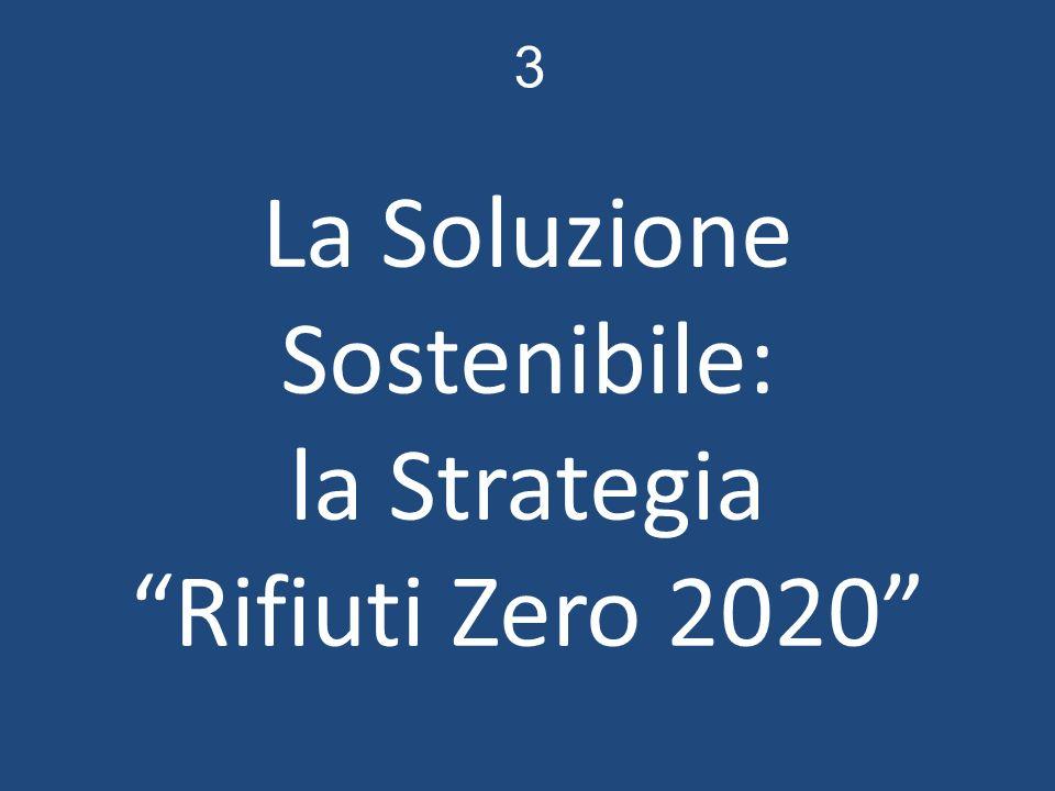 La Soluzione Sostenibile: la Strategia Rifiuti Zero 2020 3