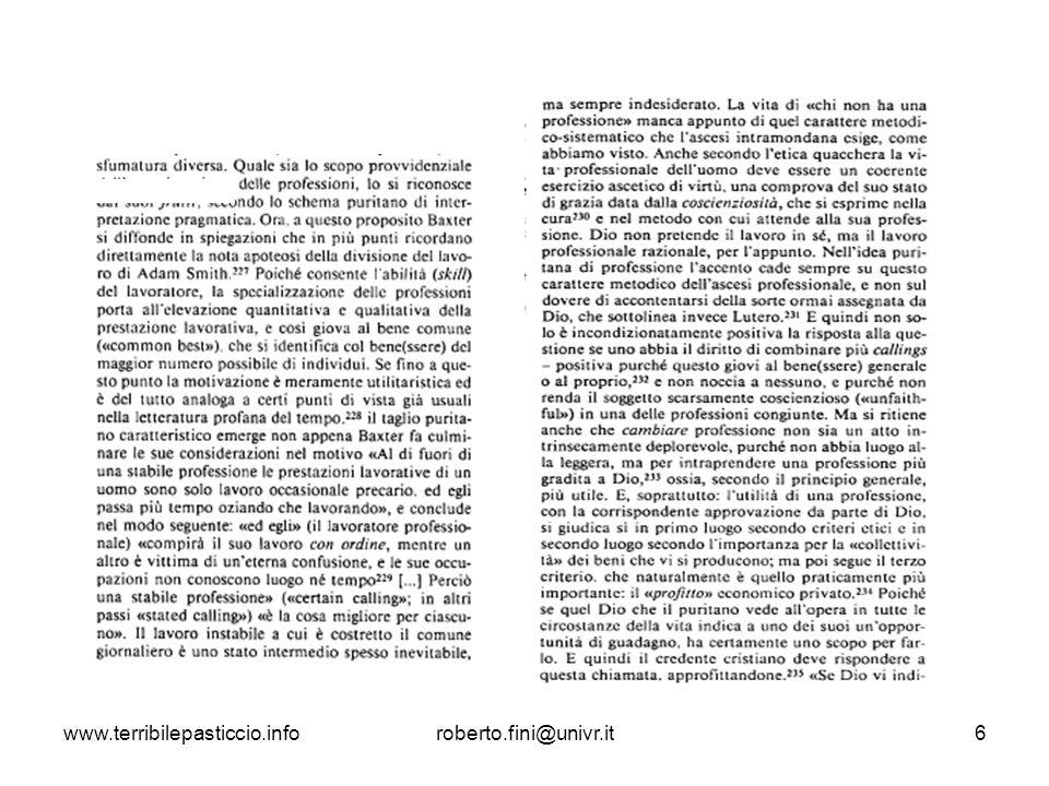 www.terribilepasticcio.inforoberto.fini@univr.it6